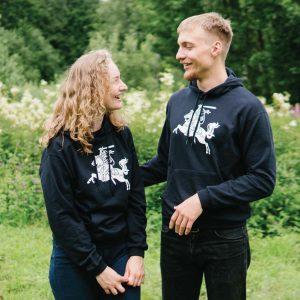Džemperis su Vyčiu - Puoškis lietuviškai