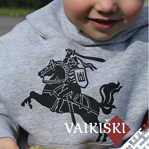 Vaikiški drabužiai - Puoškis lietuviškai