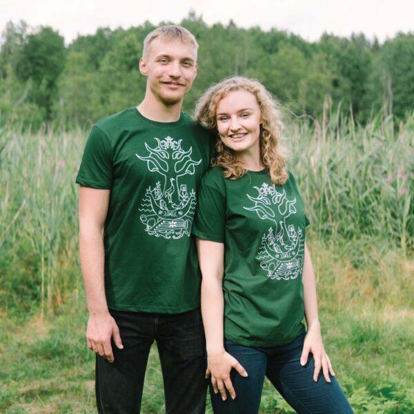 Pasaulio medis, marškinėliai