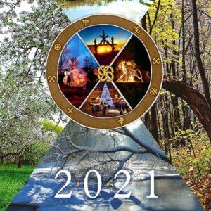 2021 metų kalendorius