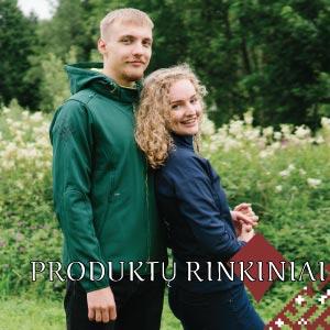 Produktų rinkiniai - Puoškis lietuviškai